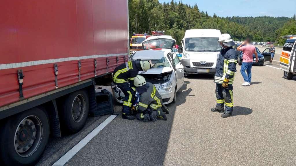 Unfall A7 Bad Hersfeld Heute
