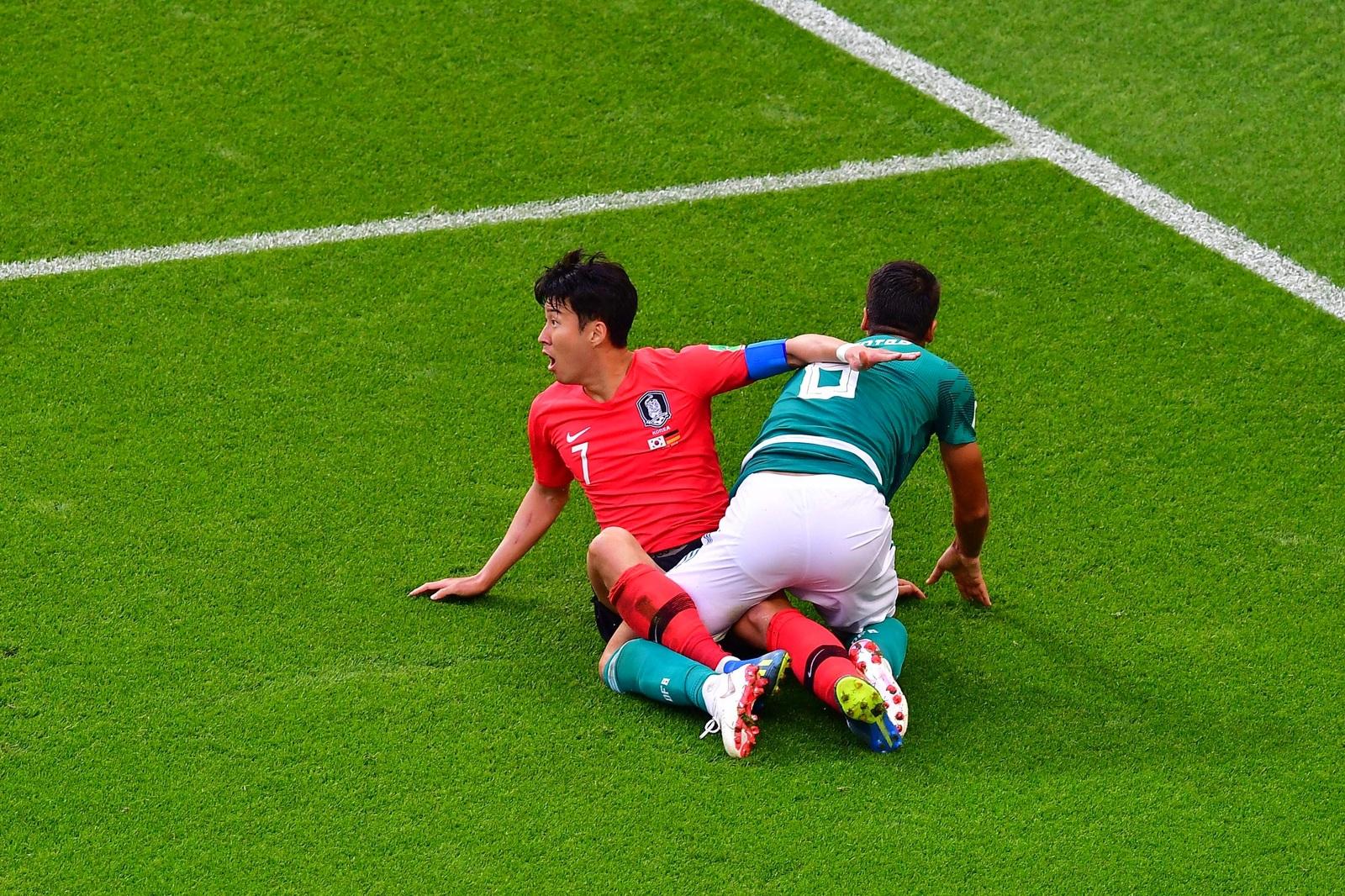 Die Deutsch Sudkoreanische Fussballgeschichte Dossier
