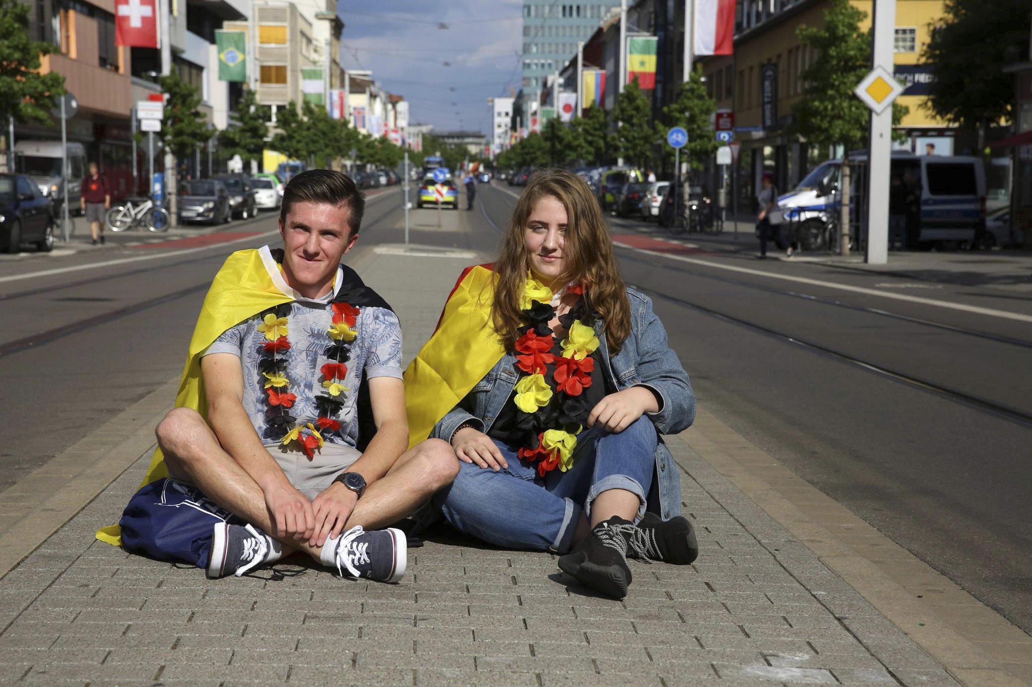 Deutschland Vorrundenaus Wm
