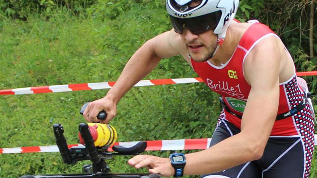 Baunataler Triathlet Wonke löst Ticket nach Hawaii bei der EM in Frankfurt