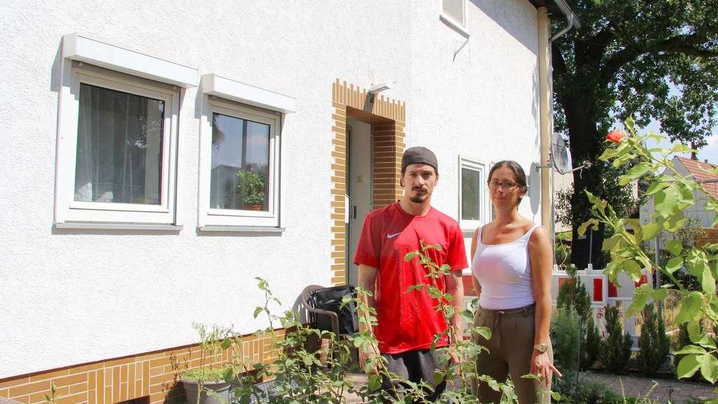 Risse In Fassade Borkenerin Hat Angst Um Ihr Haus Fritzlar Homberg