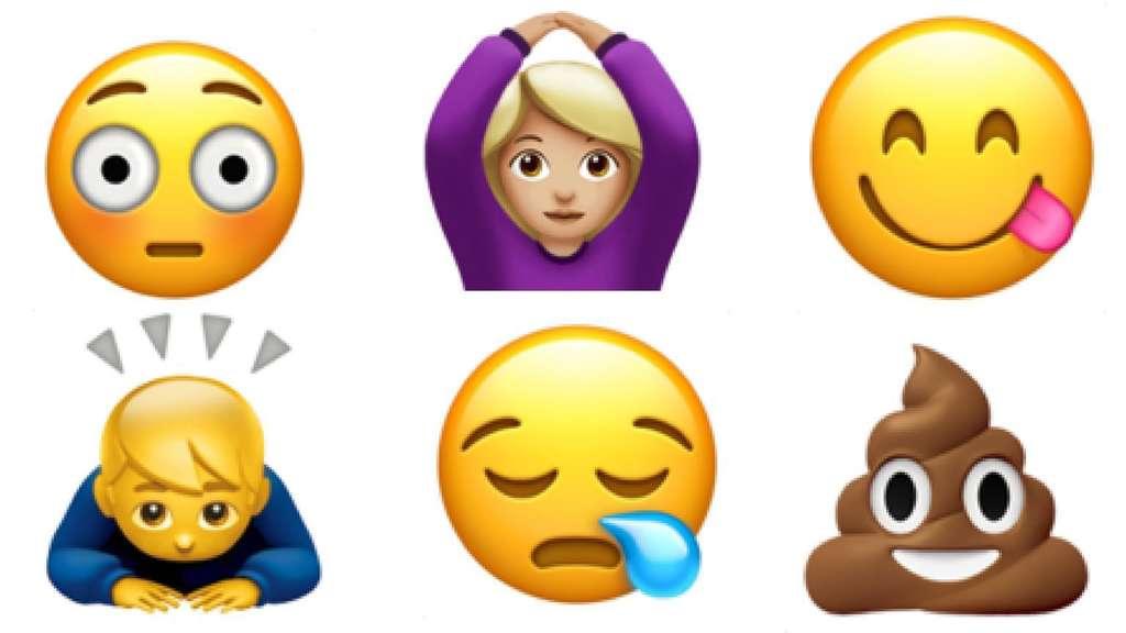 Eigentliche Bedeutung Von Emojis Diese Smileys Werden Falsch