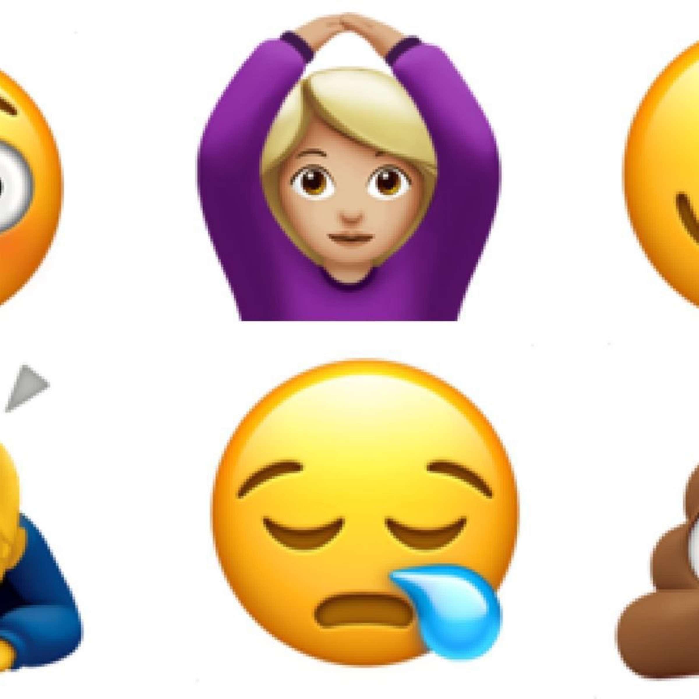 Eigentliche Bedeutung Von Emojis Diese Smileys Werden Falsch Benutzt Netzwelt