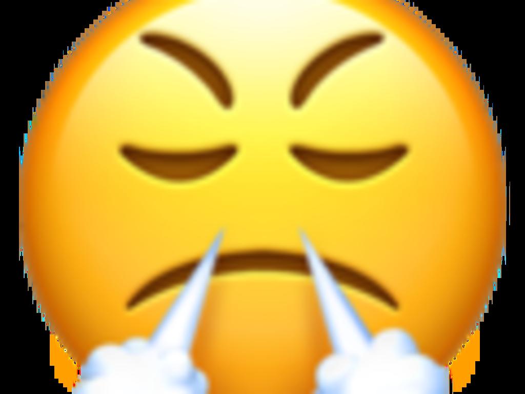 Emoji schämen