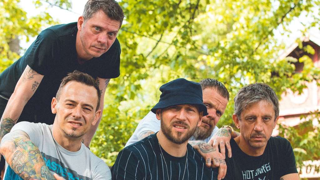 Beatsteaks beim open Flair 2018 Foto: