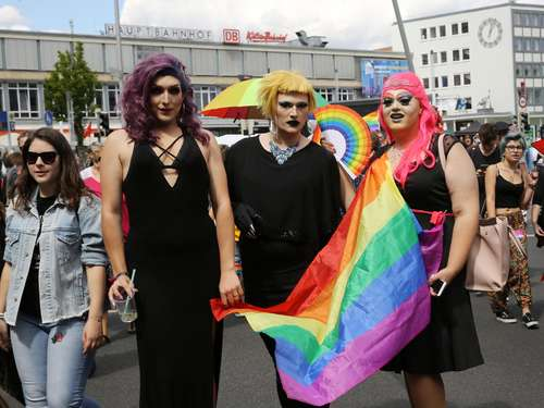Christopher Street Day in Kassel