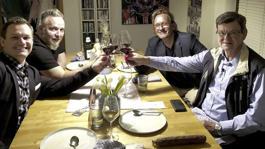 Wer War Der Profikoch Beim Letzten Perfekten Dinner
