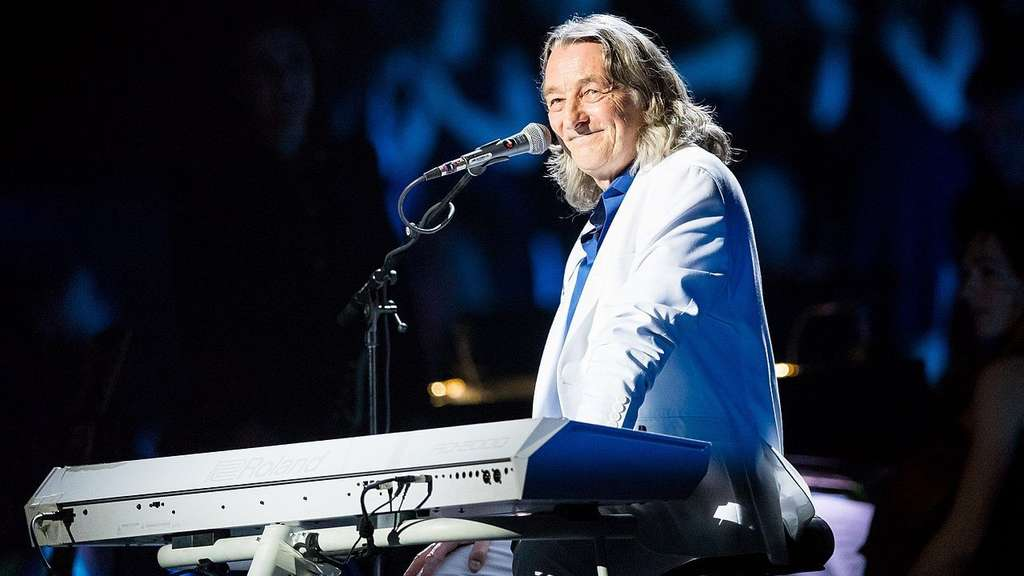 Roger Hodgson during Night of the Proms at SAP Arena, Mannheim, Baden-Württemberg, Germany on 2017-12-22, Photo: Sven Mandel