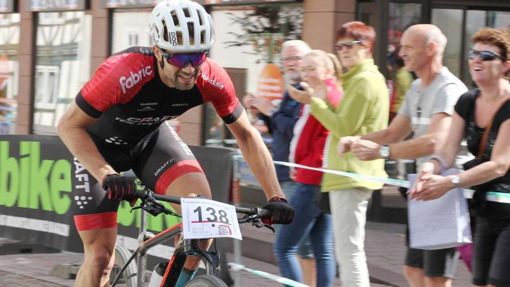 563 Mountainbiker waren beim Zierenberger Bike-Marathon
