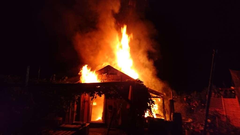 Feuer In Kassel