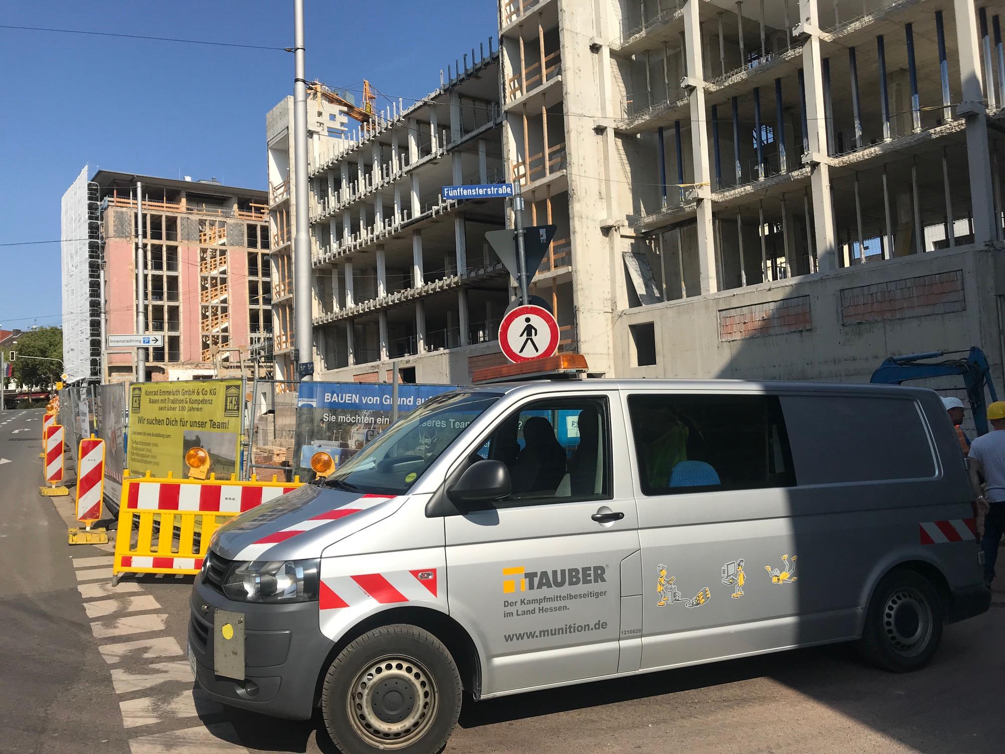 Bombe in Kassel: Weltkriegsbombe in Kassel erfolgreich entschärft ...