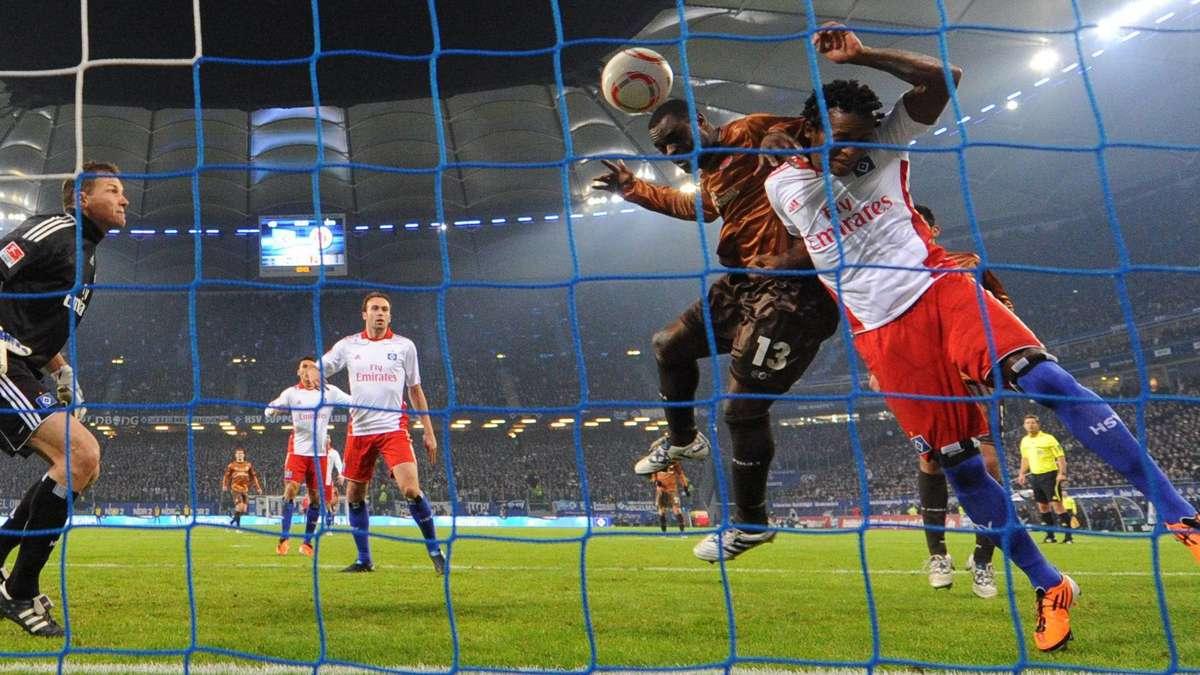 Hsv Gegen St. Pauli