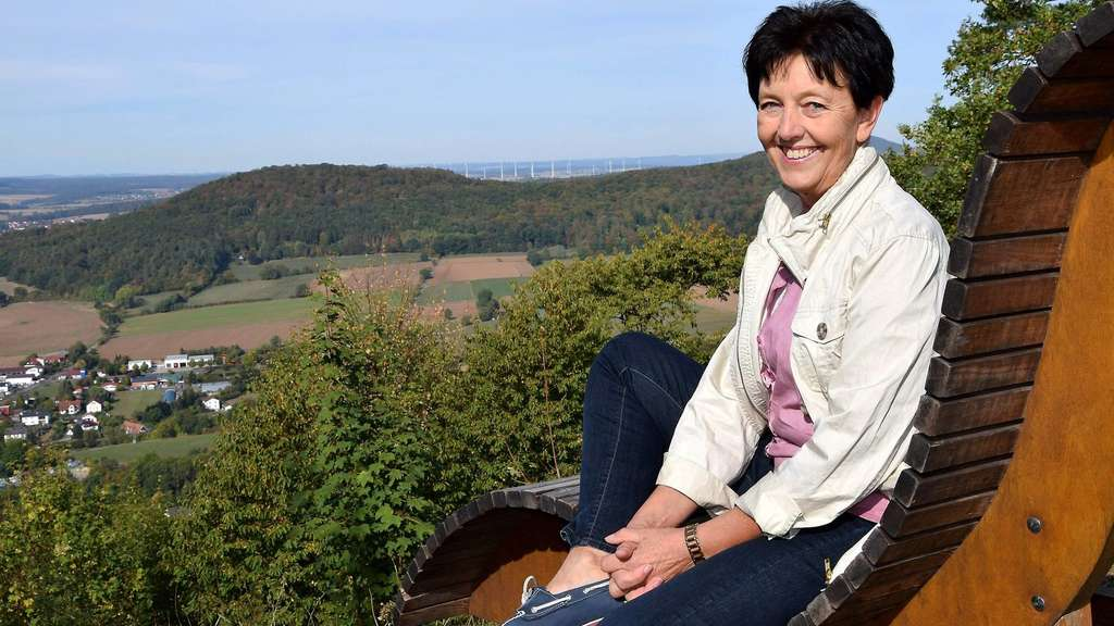 Renate Glaser will für die AfD in den Landtag