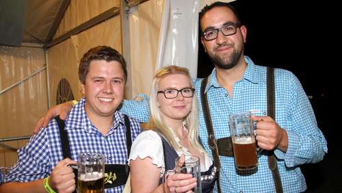 Oktoberfest in Ellershausen