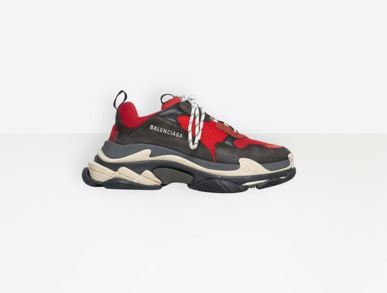 Nike Air Max, Triple S und Co.: Darum sind Ugly Sneaker Kult