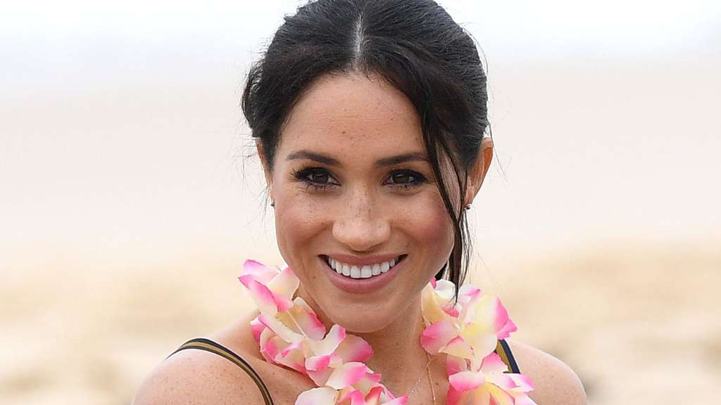 Prinz Harry und Meghan in Australien