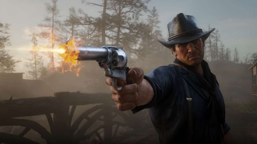 So gigantisch wird Red Dead Redemption 2 in der Xbox-Version