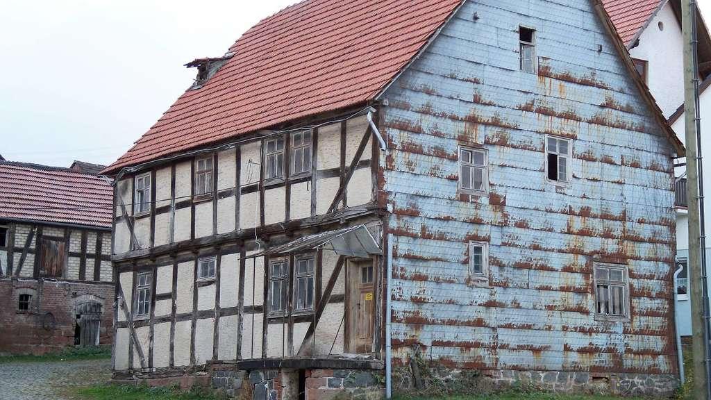Haus Zu Verschenken Ehemaliges Forsthaus Ist Denkmalgeschutzt