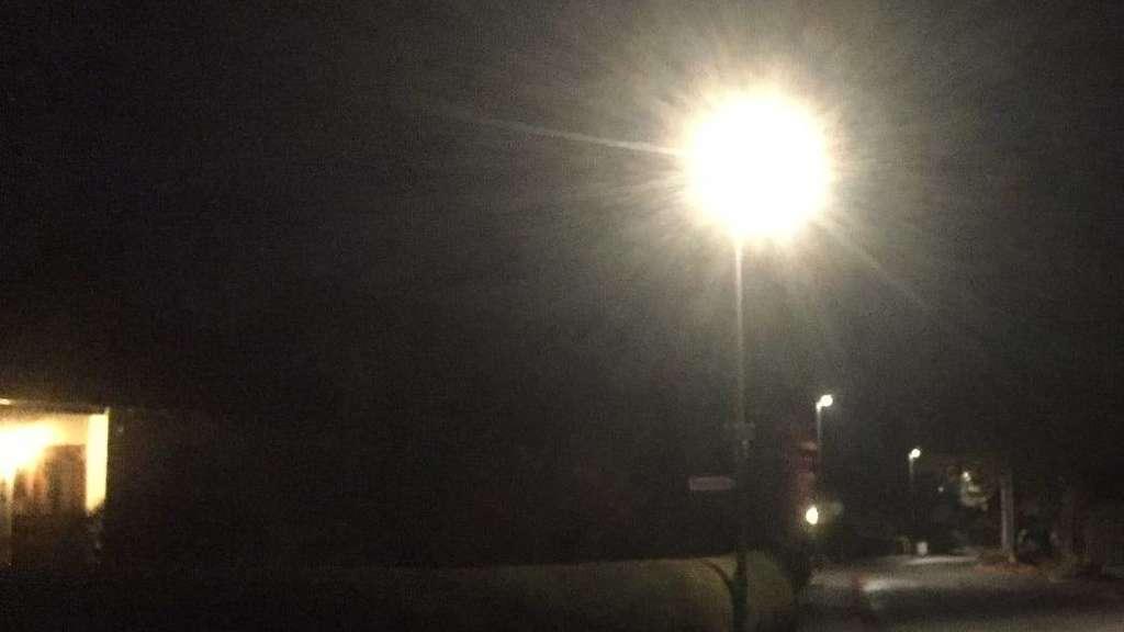 Vellmar Anwohner Klagen Uber Lichtverschmutzung Durch Led Lampen