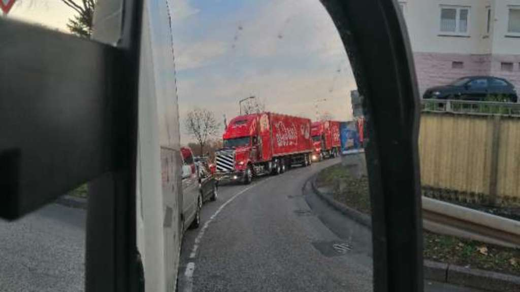 Coca Cola Truck Tour 2018 In Deutschland Termin In Kassel Coca Cola
