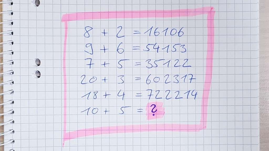Rätsel Knacken Sie Diese Vertrackte Mathe Aufgabe Geld Karriere