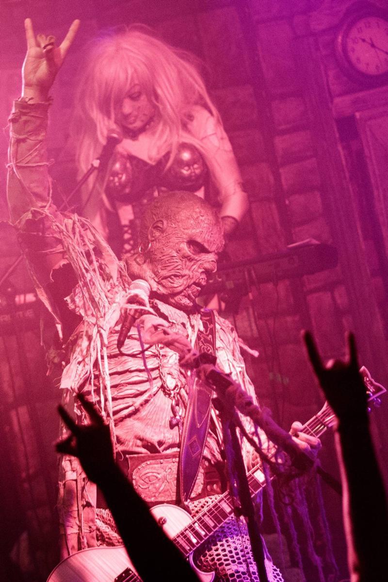 Lordi: Hardrock aus Finnland - Band spielte Konzert in
