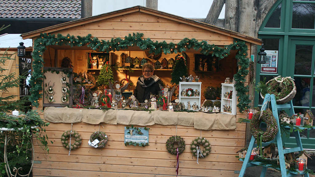 Mittelalterlicher Weihnachtsmarkt am 1. + 2. Dezember 2018 | Kassel