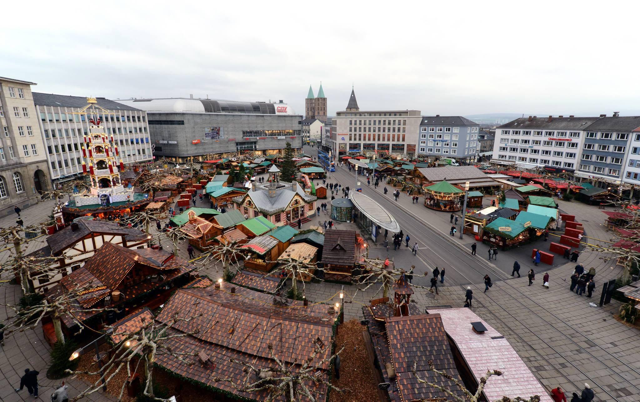 Naumburger Weihnachtsmarkt.Weihnachtsmarkt Kassel Göttingen Und Umgebung Alle Infos In