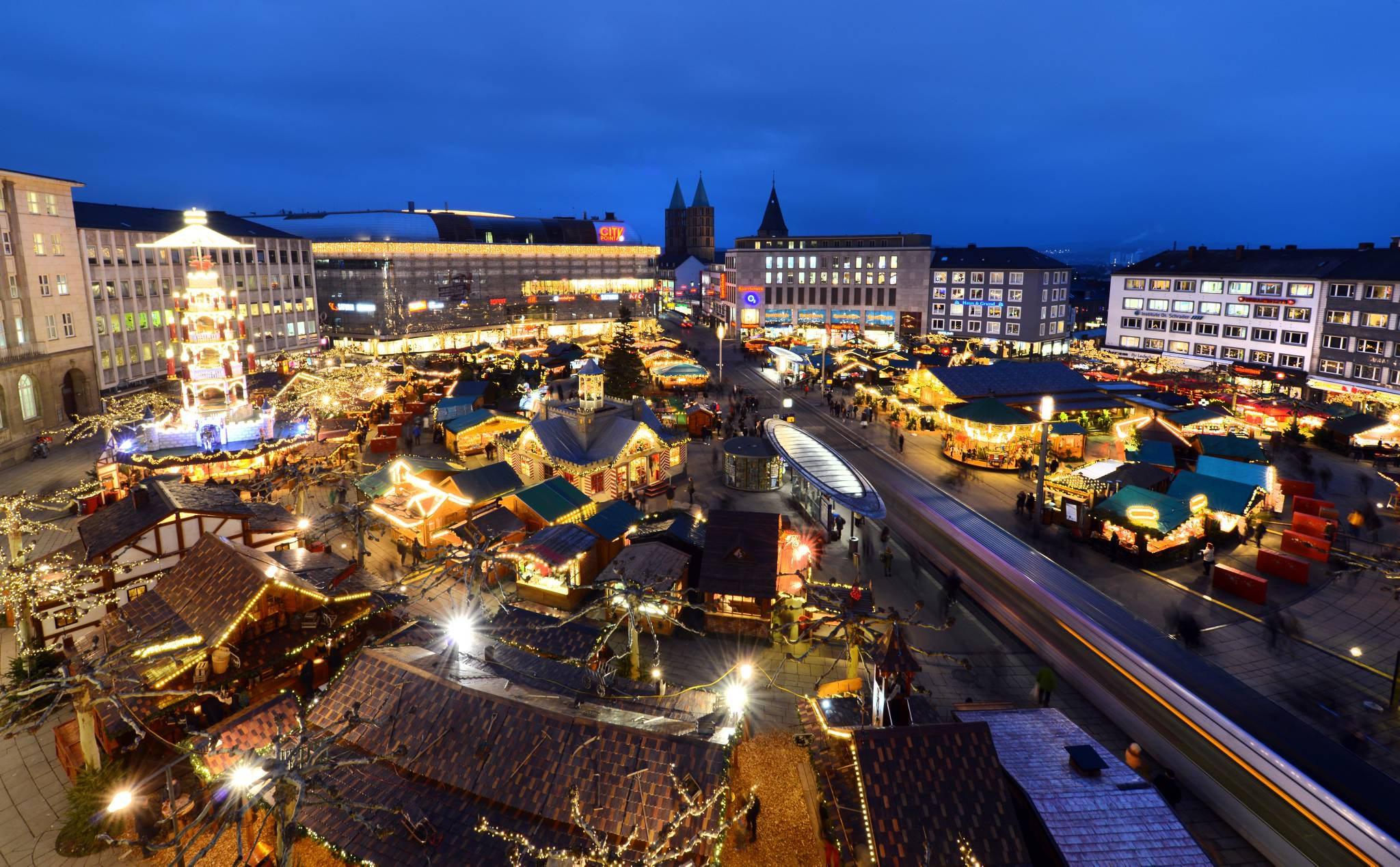 Weihnachtsmarkt Göttingen.Weihnachtsmarkt Kassel Göttingen Und Umgebung Alle Infos In