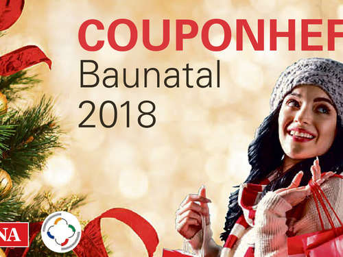 Couponheft versüßt Shopping in der City