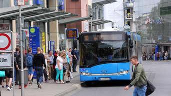 Kvg Kassel änderungen Mehr Fahrten Morgens Mit Bus Und