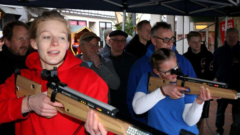 Biathlon-Tour in Hofgeismar: