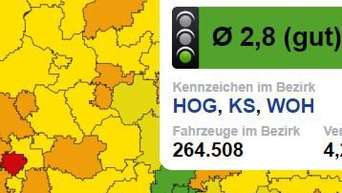 Fahrerbewertung So Werden Autofahrer Online Bewertet Kassel