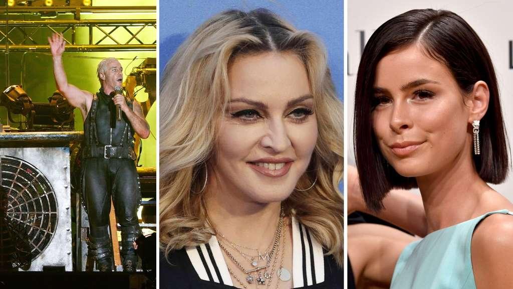 Lena Tokio Hotel Und Rammstein Diese Alben Erscheinen 2019 Kultur
