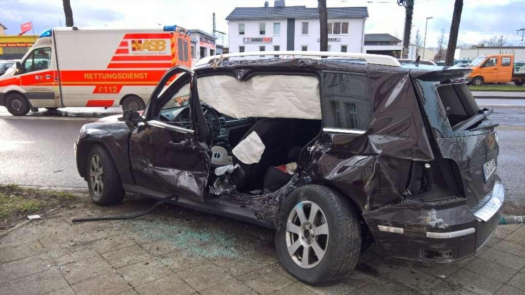 Unfall Kassel Aktuell
