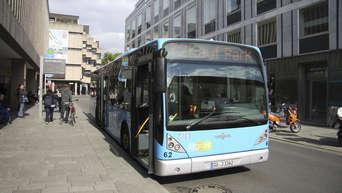 Göttingen Stadtbusse Fallen Wegen Krankheitsfällen Am