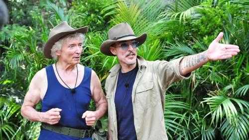 Dschungelcamp Themenseite