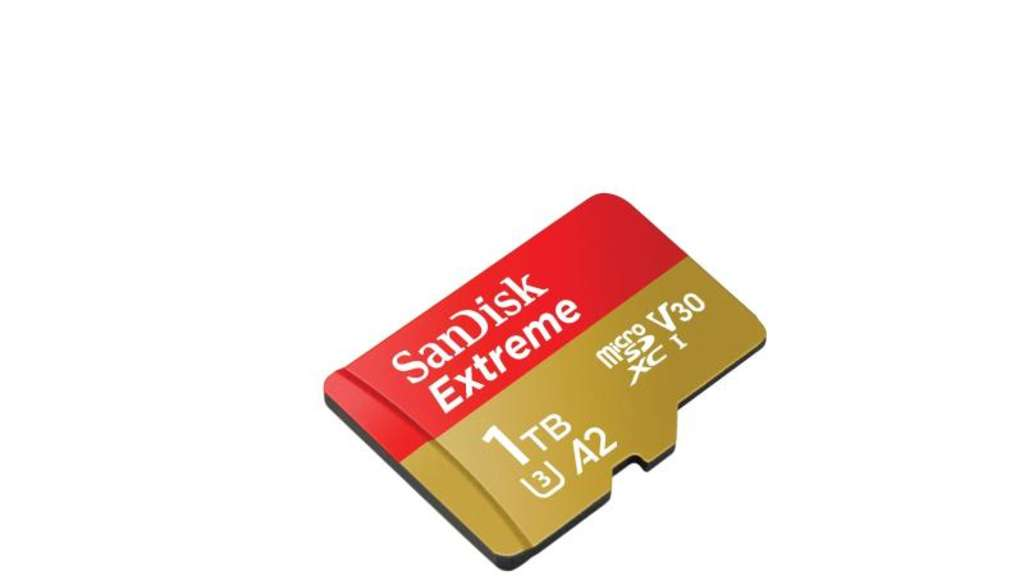 1tb Sd Karte.Erste Micro Sd Speicherkarten Mit 1 Terabyte Kommen Netzwelt