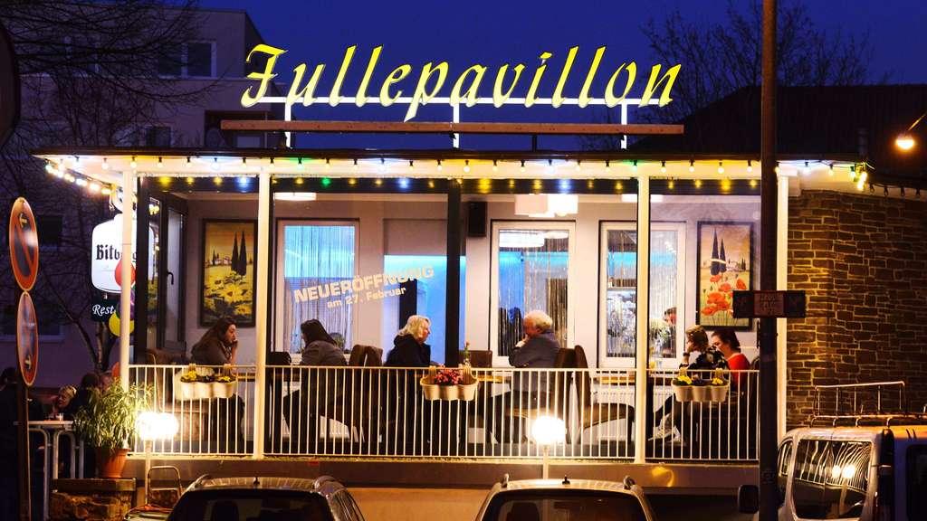Fullepavillon In Kassel Ist Jetzt Ein Mediterranes Restaurant