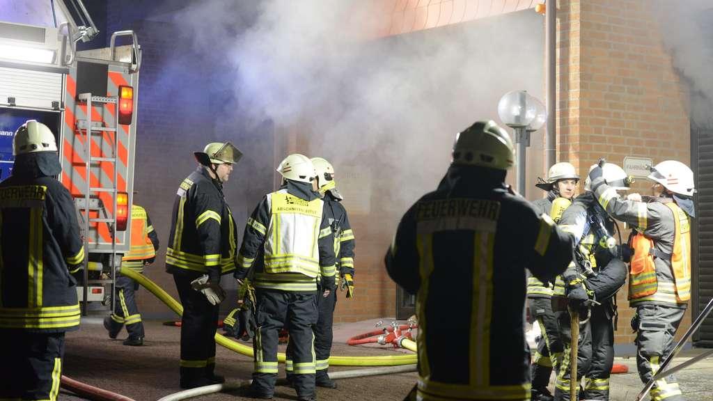 Bad Hersfeld Feuer In Hotel Sauna Am Kurpark Bad Hersfeld