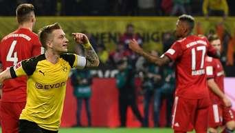 Bayern Gegen Dortmund Der Klassiker In Zahlen Fussball