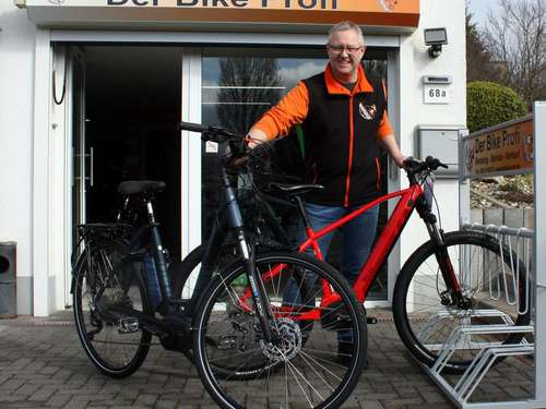 """E-Bike on Tour"" am 11. Mai"