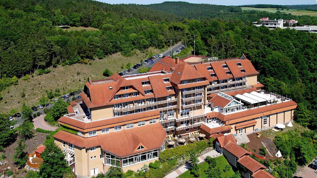 Gobel S Hotel Rodenberg Allroundtalent Mit Faszinierendem Blick