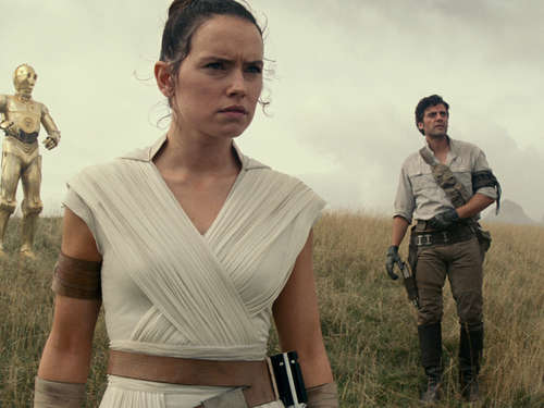 """Star Wars"": Erster Trailer von ""Episode IX: The Rise of Skywalker"" ist raus"