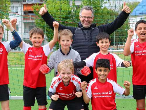 HNA-EAM-Cup in Kassel: Pure Freude dank Marcos Doppelpack
