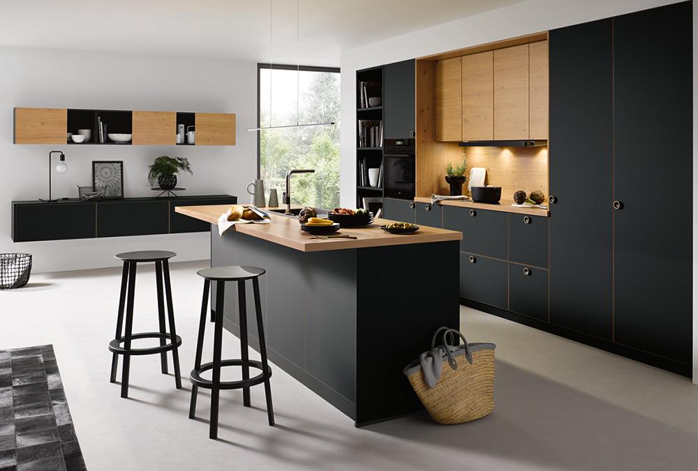Die Küche Ist Der Mittelpunkt Möbelhaus Hämel Plant Ihre