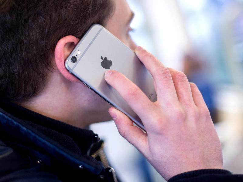 Online-Dating, wenn telefonieren