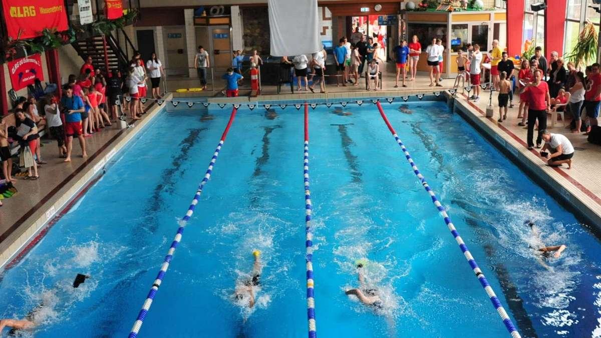 Borken Hessen Schwimmbad