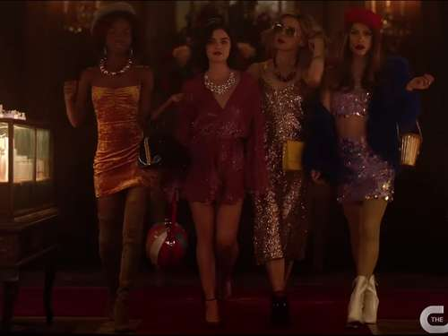 """Riverdale""-Spin-off: ""Katy Keene"" ist mit erstem Teaser-Trailer am Start"