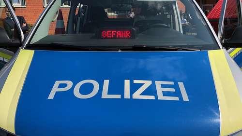 e0ca6f8c5e Nordhausen: Mann wirft mit Lattenrost und verletzt vier Polizisten